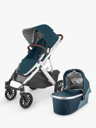 UPPAbaby Vista V2 Pushchair and Carrycot, Finn
