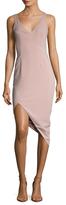 Jay Godfrey Juarez Asymmetrical Dress