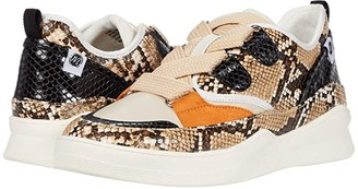 Matisse Shindig (Tan Snake Synthetic) Women's Shoes