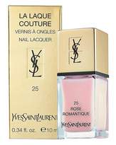 Saint Laurent La Laque Couture Nail Lacquer - Rose