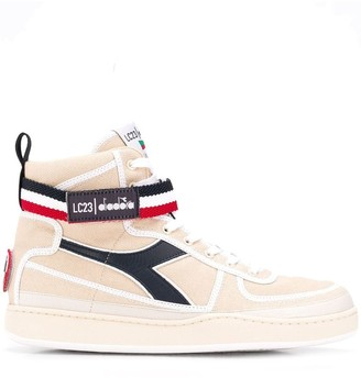 Diadora X LC23 Mi Basket Sailing sneakers