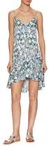 Marissa Webb Rory Silk Printed Dress