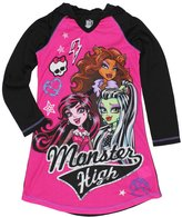 "Monster High Big Girls' ""Sleepover"" Hooded Nightgown"