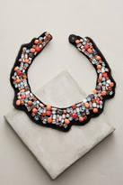 Mignonne Gavigan Alice Black Clustered Collar Necklace