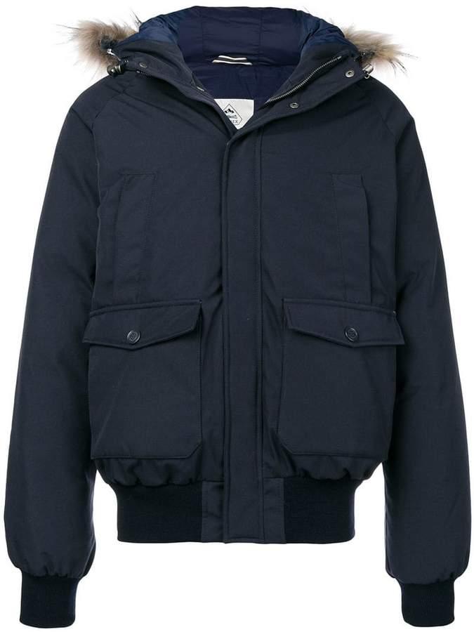 Pyrenex padded parka coat