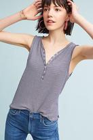 Anthropologie Henley Tank