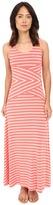 Calvin Klein Maxi Stripe Dress