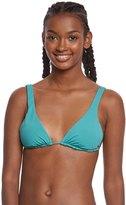 O'Neill Malibu Solid Wide Tri Bikini Top 8162429
