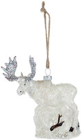 Cody Foster & Co - Great North Moose Christmas Tree Decoration - White