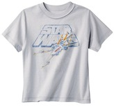 Star Wars Infant Toddler Boys' Tee - Silver