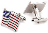 Roundtree & Yorke American Flag Cuff Links