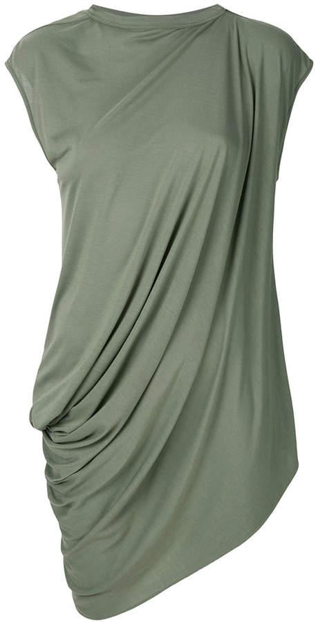 Rick Owens Lilies draped top