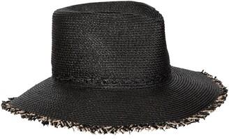 Eric Javits Mykonos Squishee(R) Packable Fedora Sun Hat