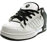 DVS Shoe Company Militia Round Toe Leather Skate Shoe.