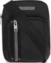 Diesel Gear Zipped Cross-body Bag