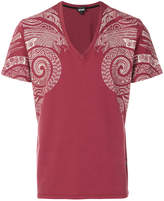 Just Cavalli v-neck T-shirt