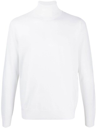 Canali roll neck sweater