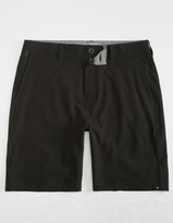 Quiksilver Solid Amphibian Mens Hybrid Shorts