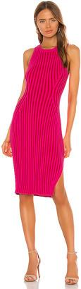 Milly Rid Knee Length Dress