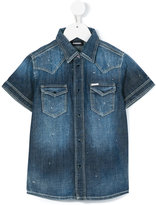 Diesel denim top - kids - Cotton - 6 yrs
