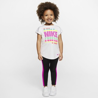 Nike Toddler Tunic and Leggings Set Dri-FIT