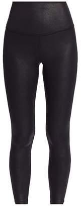 Beyond Yoga Luxe Leatherette Leggings