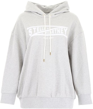 Stella McCartney Logo Hooded Sweater