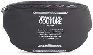 Versace Jeans Couture Canvas Beltbag