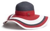 Tommy Hilfiger Colorblock Floppy Hat