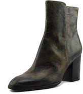 Donald J Pliner Womens Sonoma-58 Leather Round Toe, Crackled, Size 8.0