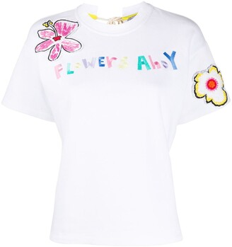 Mira Mikati Flowers Ahoy sweatshirt