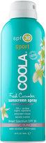Coola Sport Continuous Spray SPF 30 - Fresh Cucumber