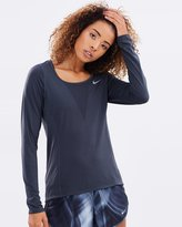 Nike Zonal Cooling Relay LS Top