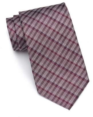 Calvin Klein Multi Micro Check Tie