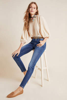 Closed Pusher Low-Rise Skinny Jeans