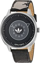 adidas Men's 'San Francisco' Quartz Stainless Steel and Nylon Casual Watch, Color: (Model: ADH3149)