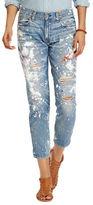 Polo Ralph Lauren Astor Luna Cropped Jeans