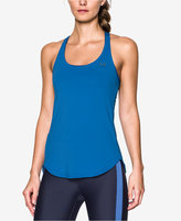 Under Armour Mesh CoolSwitch Racerback Tank Top