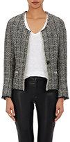 Etoile Isabel Marant Women's Cowens Leary Tweed Jacket-BLACK