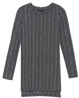 Bobeau Alex Rib Knit Tunic Top Plus.