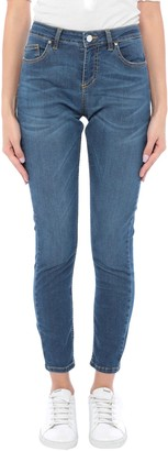 Annarita N. Denim pants - Item 42765779DE
