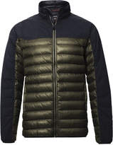Hawke and Co. Outfitter Men's Weather-Resistant Packable Puffer Coat