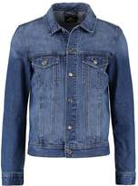 Dr. Denim DWIGHT Denim jacket worn mid blue
