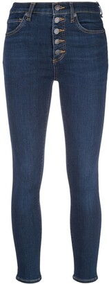 Veronica Beard Cropped Jeans