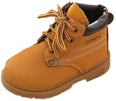 Kids Shoes,FTXJ Winter Baby Child Fashion Cool Martin Boots Warm Shoes