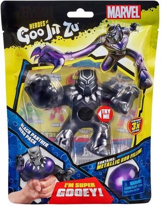 Heroes Of Goo Jit Zu Superheroes-Series 2 - Black Panther