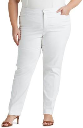 Chaps Plus Size Skinny Pants