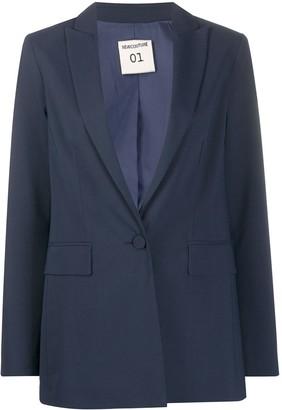 Semi-Couture Single Breasted Blazer