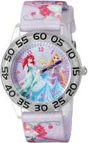 Disney Infinity Kids' W002472 Princess Analog Display Analog Quartz Watch