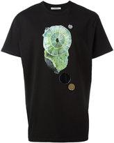 Givenchy graphic print T-shirt - men - Cotton - XXS